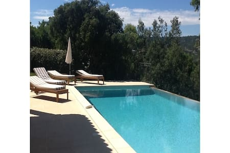 Villa de rêve avec piscine et vue imprenable - Le Plan - Villa