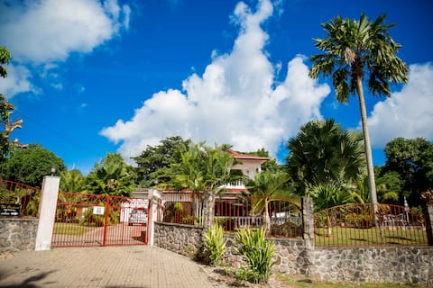 The Orchard Holiday Home, Barbaron, Seychelles