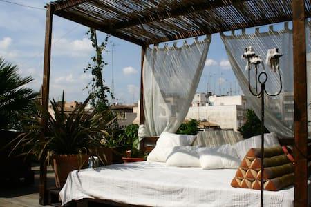 Loft con terraza  centro de Palma - Palma - Loft