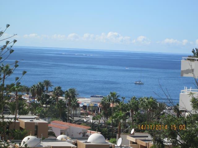 Ocean View in Las Americas