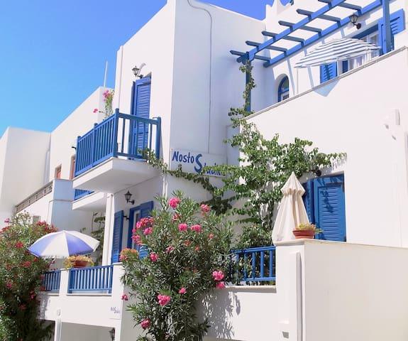 Studios Nostos,Naxos, upper floor,5 - Naxos - Apartamento