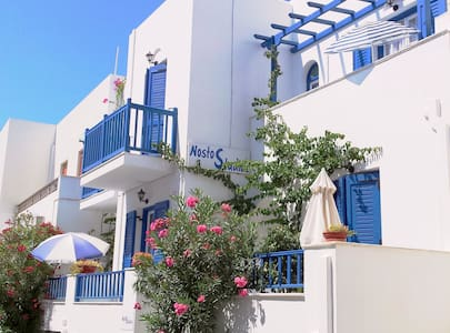 Studios Nostos,Naxos, upper floor,3 - Apartment