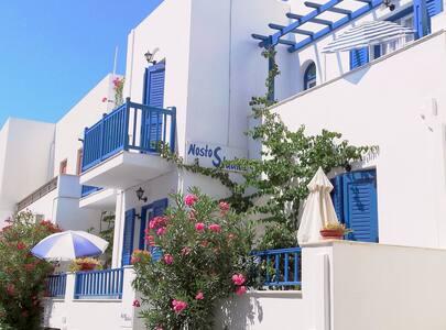 Studios Nostos,Naxos,middle floor,7 - Lägenhet