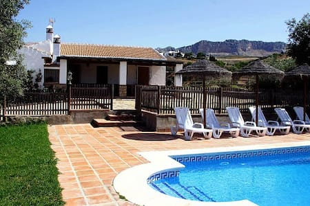 Finca del Rio - Casa Turística - Antequera - บ้าน