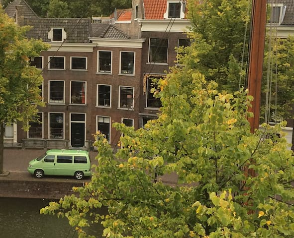 Historical Canal House for families - Schiedam - Casa