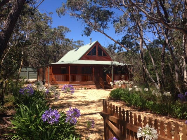Grevillea Chalet Mountain Retreat - Leura - Huis