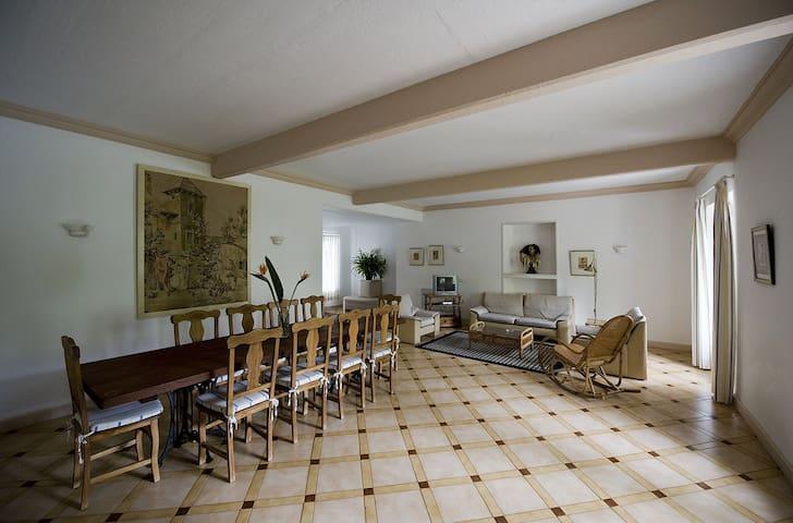 Casa Don Enrique, 9-10 People - la Orotava (Tenerife) - Villa