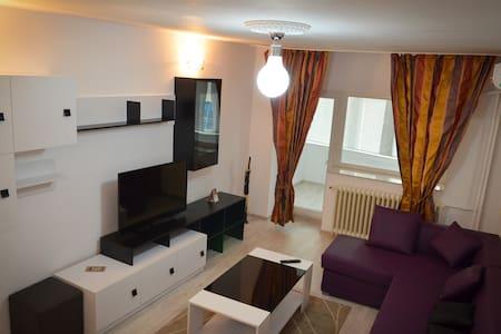 Unirii Square Deluxe City Center Ap - Bucharest - Apartment