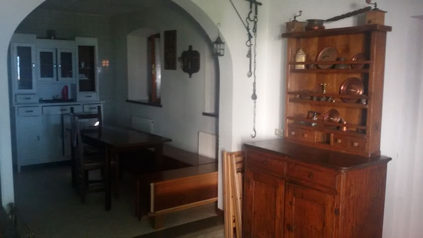 Stanza matrimoniale in Montagna - Lauco - Casa