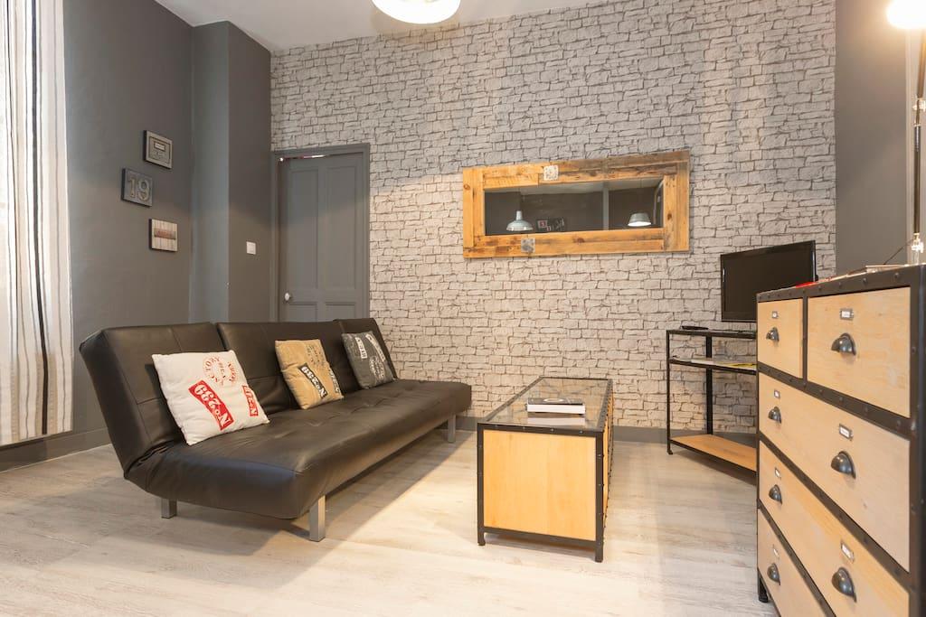 appartement avignon centre clim wifi 4 pers appartements louer avignon provence. Black Bedroom Furniture Sets. Home Design Ideas