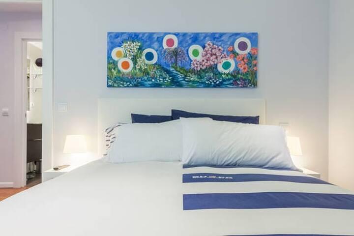 Impecable apartamento cerca de las playas y centro