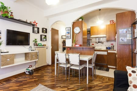 Cozy Nest in the heart of Modena