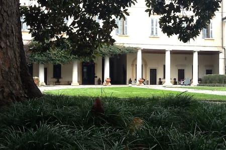 Incantevole casa padronale del '700 - Milzano - Villa