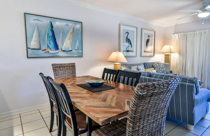 COQUINA 3C- NOW ALLOWING 5 NIGHT STAYS DURING LOW SEASON! BOOK YOUR FALL VACATION NOW!
