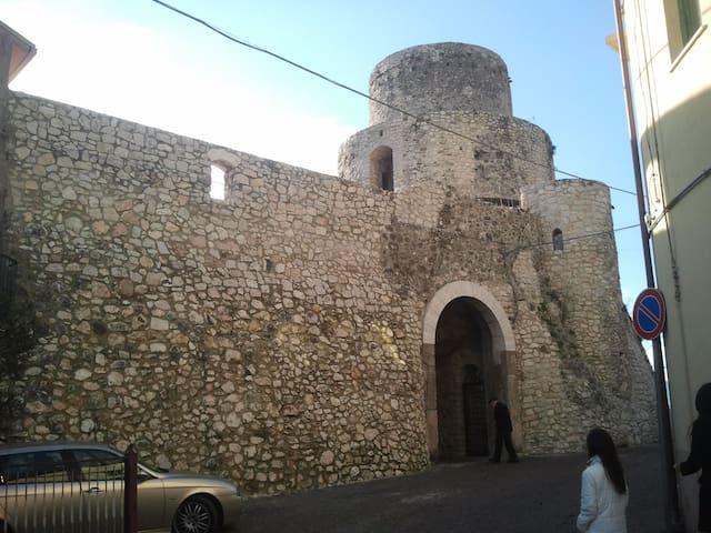 Casa su due livelli a Capriati (Parco del Matese)