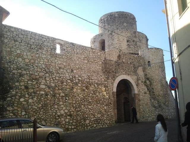 Casa su due livelli a Capriati (Parco del Matese) - Capriati A Volturno - Hus