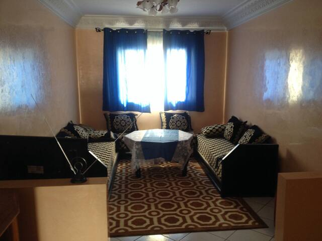 appartement agadir T3 - Agadir - Bed & Breakfast