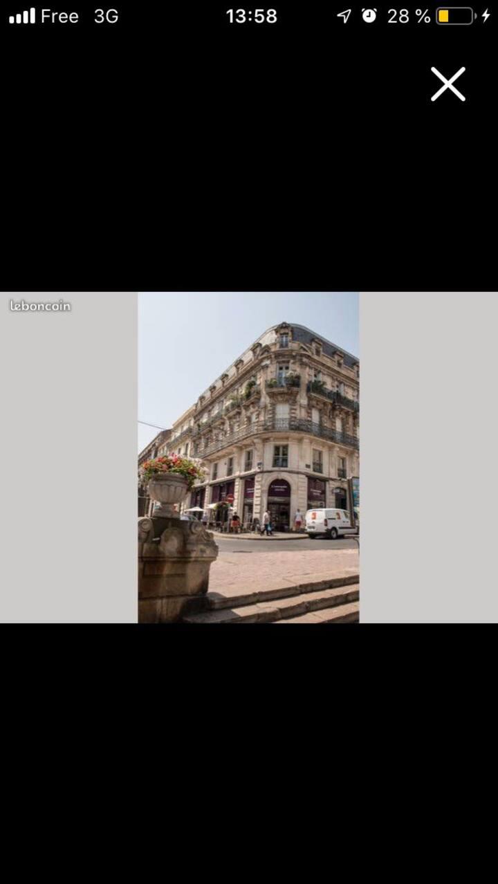 Magnifique Loft 6 personnes centre ville de Sète