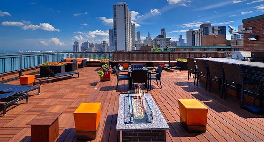 Inspiring Chicago stay on the Lake