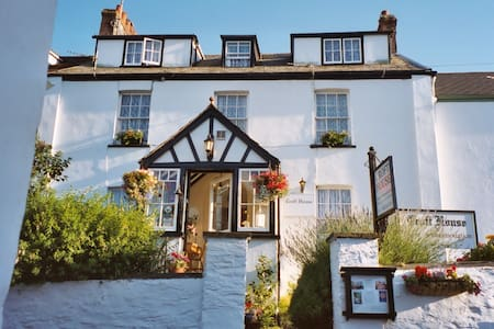 Croft House B&B, Lynton, Exmoor - Lynton - Bed & Breakfast