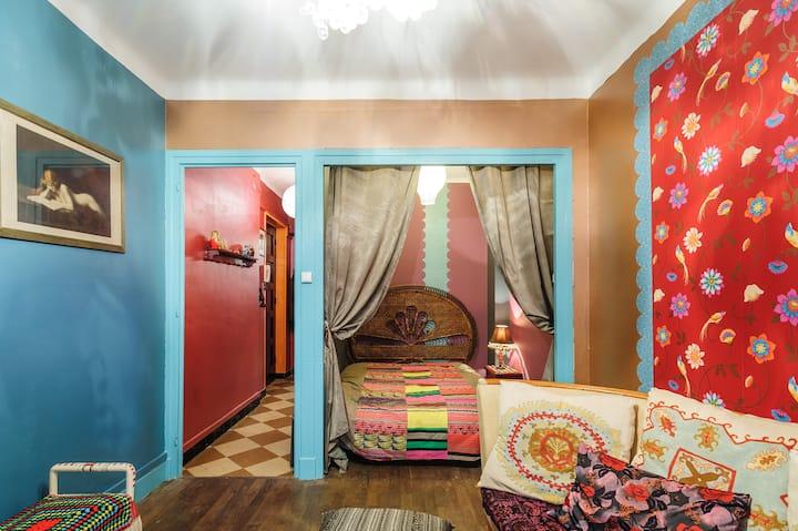 Appartement calme Croix Rousse
