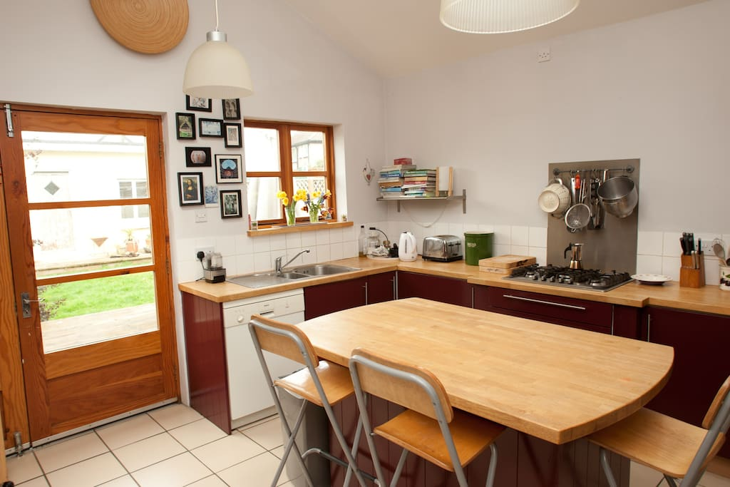 Great sized kitchen