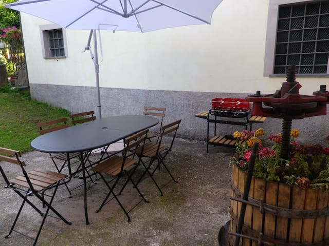 Casa di paese a nord di Lucca - Piegaio Basso - House
