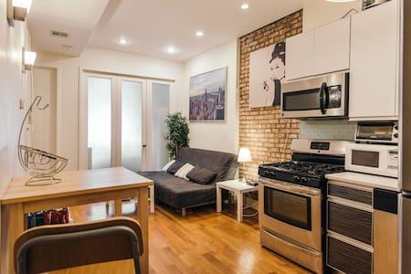 Cute Room @Brooklyn Brownstone - Brooklyn - Apartment