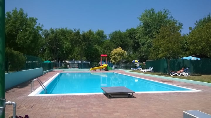 Villa Wanda in Lazise, with pool