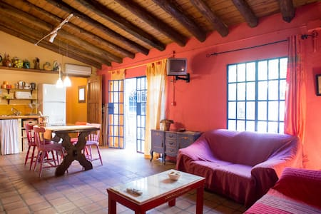 Holidays  in  La Casita del Jardin - House