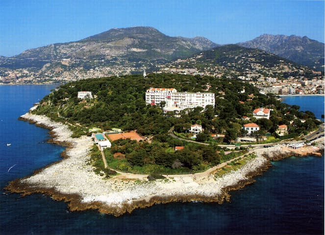 The best place in the world  - Roquebrune-Cap-Martin - Huoneisto