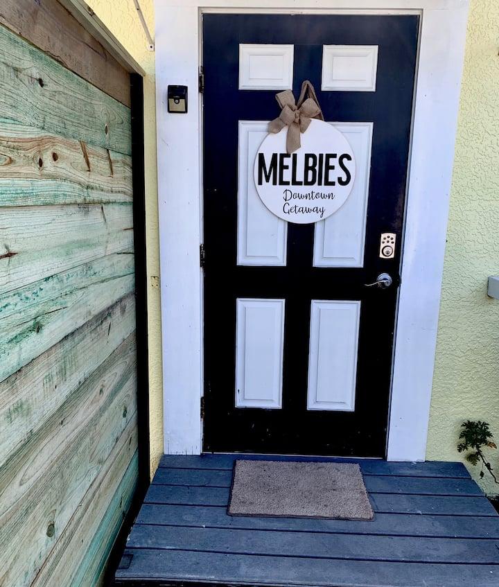 Melbies Downtown Getaway