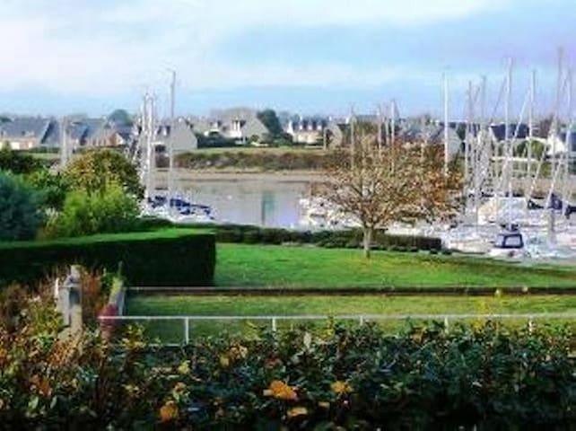 Joli 2 pièces Port Crouesty  ARZON Morbihan