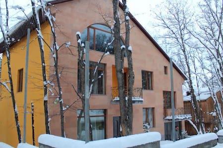 Tsaghkadzor house, skiing snowboard - Villa