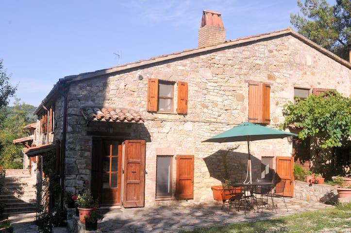 Umbria,Città della Pieve,Casal Verciano,05010 - Parrano - Casa