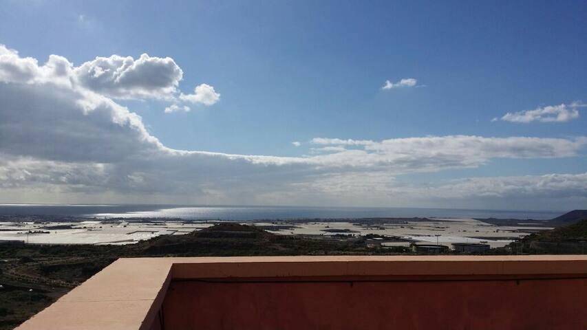 Habitacion x 2 en piso compartido en Tenerife Sur - Santa Cruz - Departamento