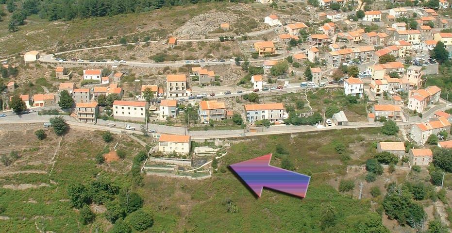 Maison indépendante sans vis a vis - Evisa - House