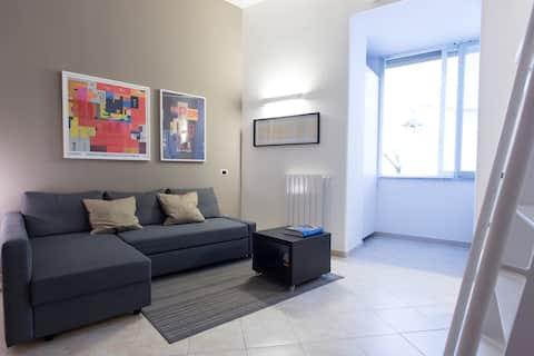 Martucci House - Chiaia wifi apt