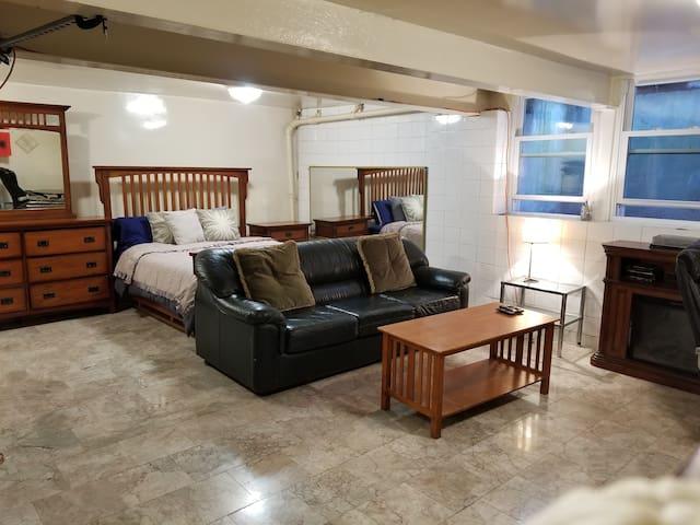 Private Williamsburg apartment