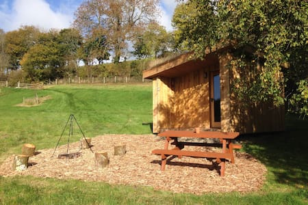 Luxury, Eco-Glamping in Wales - Ciliau Aeron