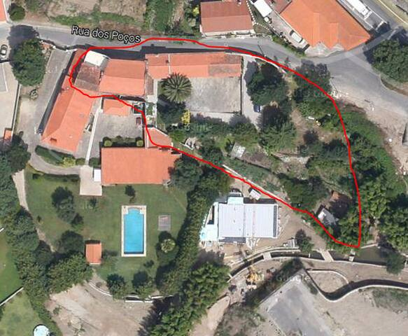 Quinta dos Poços - Esporões - Villa