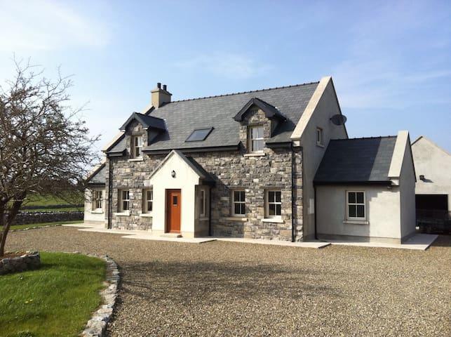 Kilohill House - Ballyvaughan - House