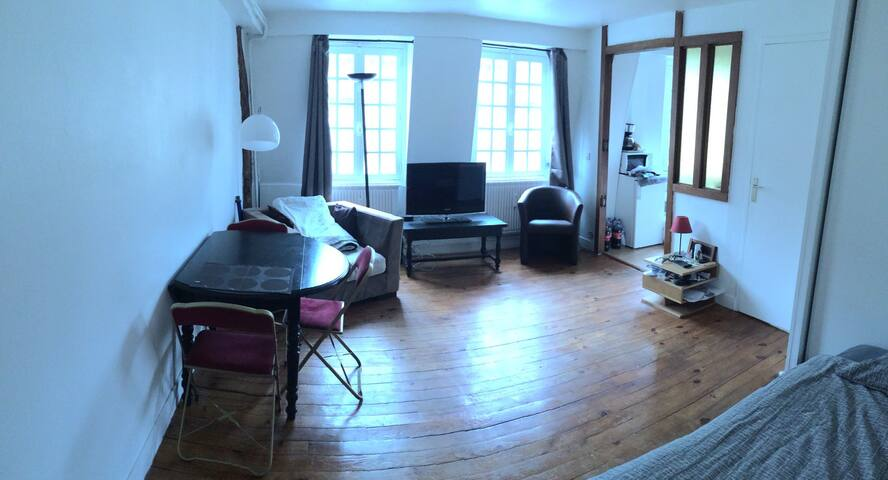Studio cosi hyper centre Rouen