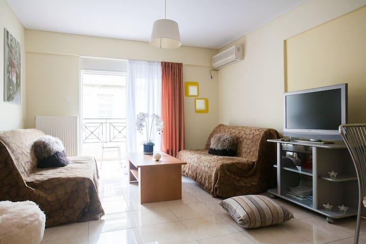 Comfortable apartment- Near to Acropolis