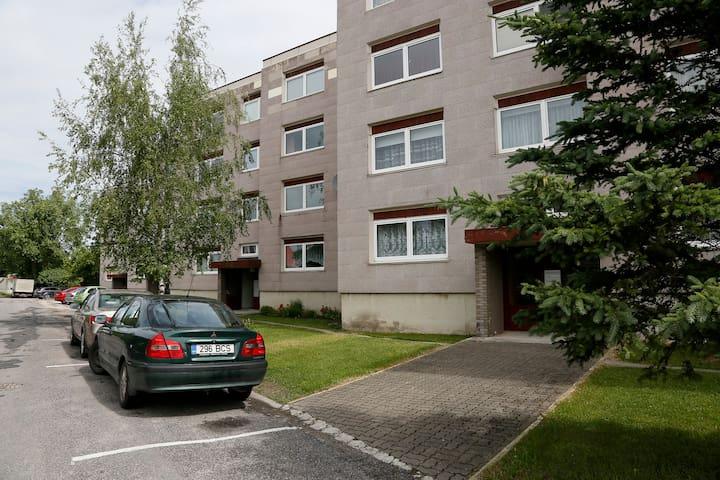 Asunto Haapsalun keskustassa  - Haapsalu - Talo