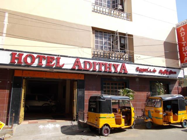 Hotel adithya - Chennai - Boutique hotel