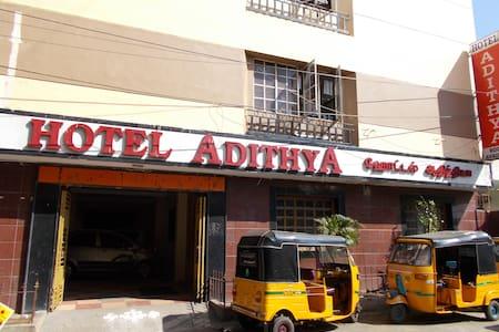 Hotel adithya - Chennai
