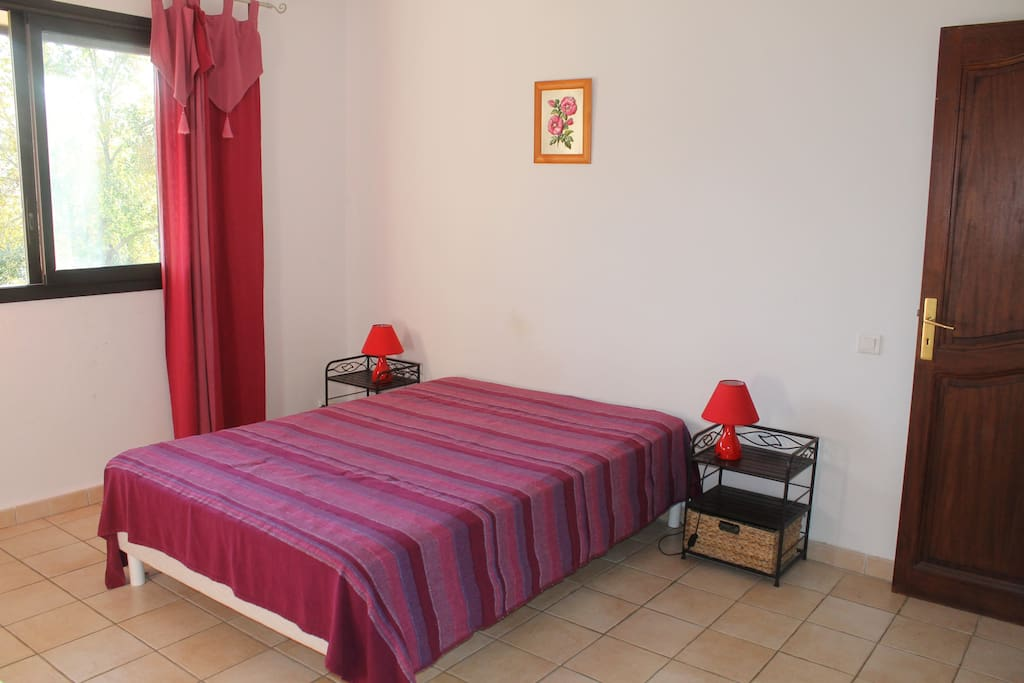 chambre spacieuse 15 m²