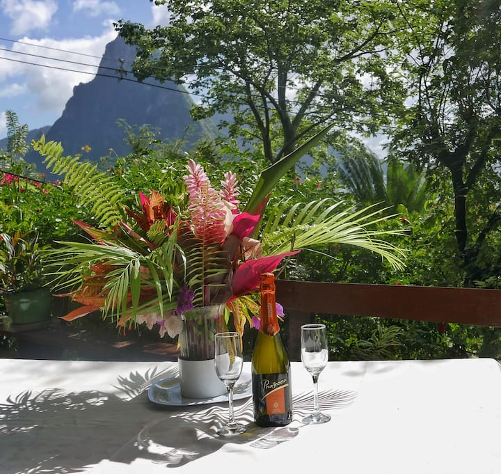 Treehouse Hideaway Villa I - Piton & Ocean Views
