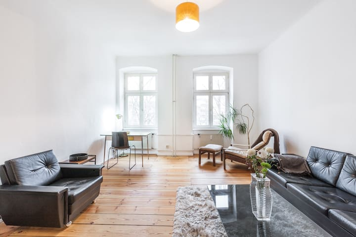 A Couple's Nest to Explore Berlin